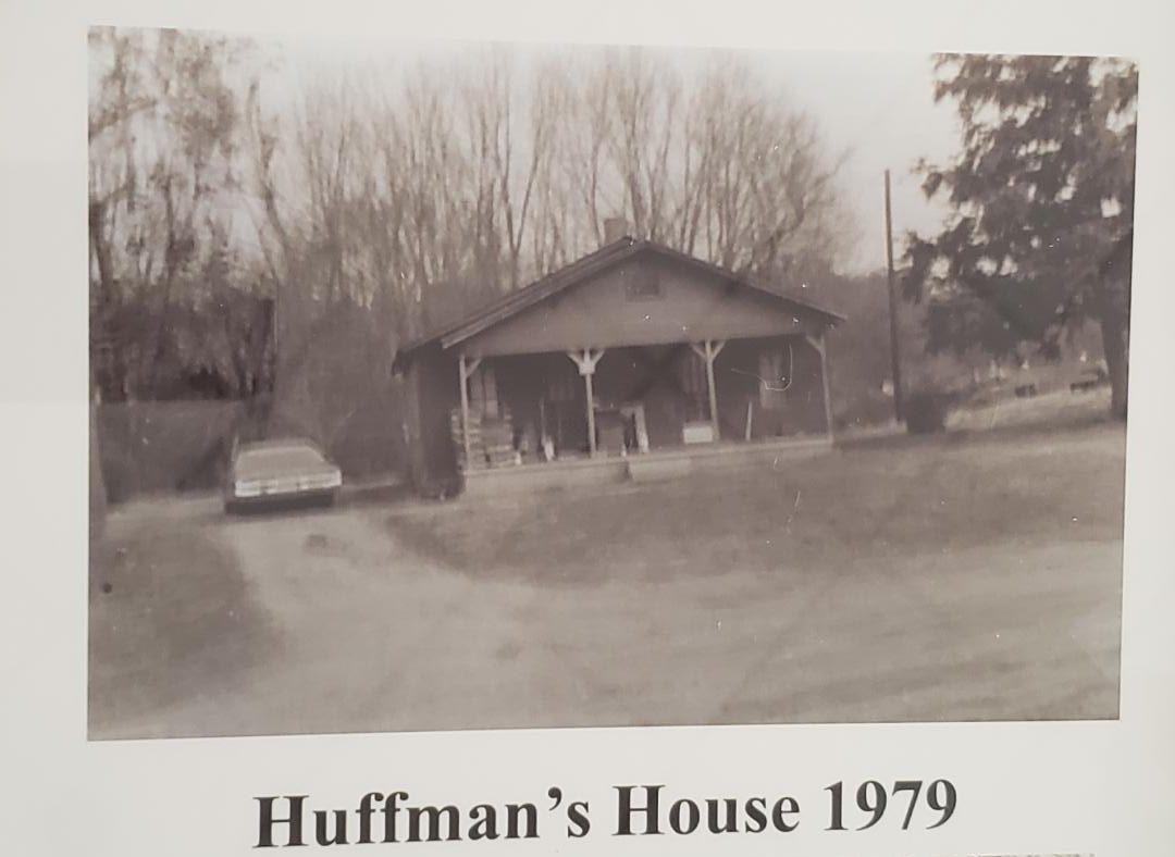 Huffman's House